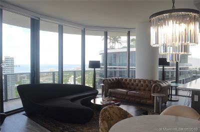 Rental For Rent: 801 S Miami Avenue #5001