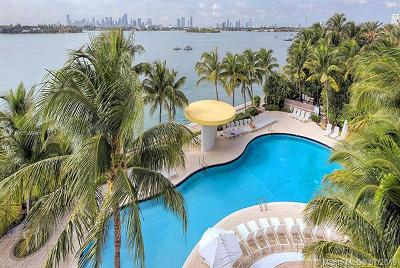 Miami Beach Rental For Rent: 1330 West Ave #1112