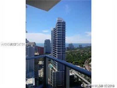 Rental For Rent: 1100 S Miami Ave #3805