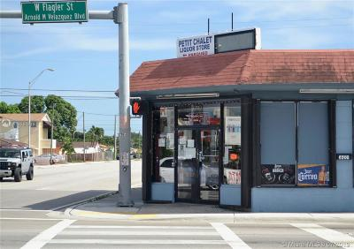 Business Opportunity For Sale: 6700 W Flagler St