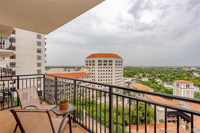 Coral Gables Rental For Rent: 888 Douglas Rd #1207
