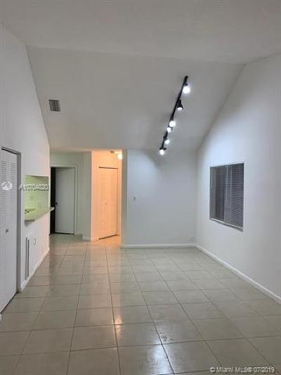 West Palm Beach Rental For Rent: 1082 The Pointe Dr #1082