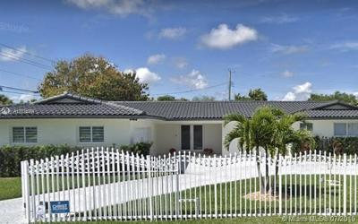 Miami Single Family Home For Sale: 12750 SW 92nd Ct