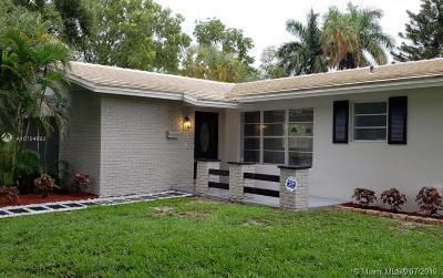 Plantation Single Family Home For Sale: 920 Renmar Dr