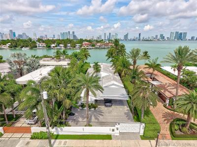 Miami Beach Single Family Home For Sale: 620 W Dilido Dr