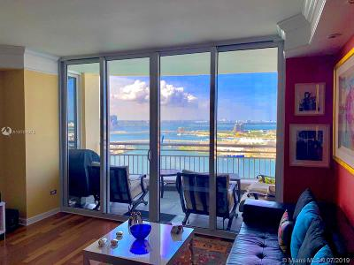 Miami Rental For Rent: 848 Brickell Key Dr #3902