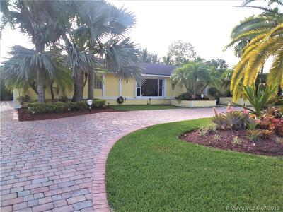 Miami Single Family Home For Sale: 12140 SW 113th Ave