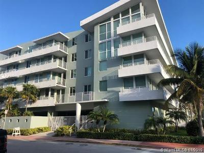 Miami Beach Condo For Sale: 7800 Collins Ave #203