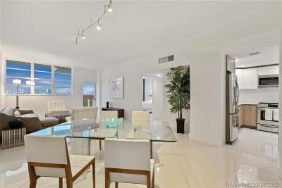 Miami Beach Condo For Sale: 800 West Ave #PH15