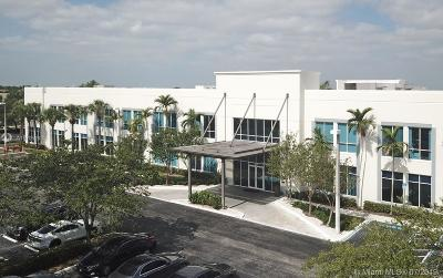 Pembroke Pines Commercial For Sale: 2010 NW 150th Ave #105