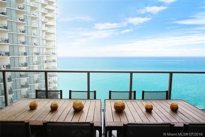 Bal Harbour Condo For Sale: 9701 Collins Ave #1903S