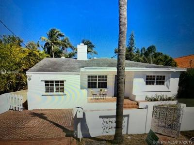 Surfside Single Family Home For Sale: 9073 Dickens Ave
