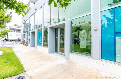 Miami Beach Commercial For Sale: 1201 20th St #CU-3