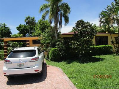 North Miami Single Family Home For Sale: 150 NE 121st Ter