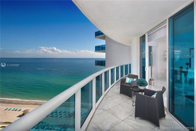 Hollywood Condo For Sale: 2711 S Ocean Dr #2101