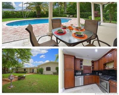 Cutler Bay Single Family Home For Sale: 18745 SW 84th Ave