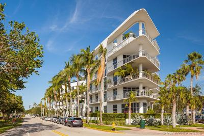 Miami Beach Condo For Sale: 2001 Meridian Ave #307