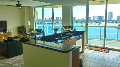 Riviera Beach Condo For Sale: 2640 Lake Shore Dr #1407