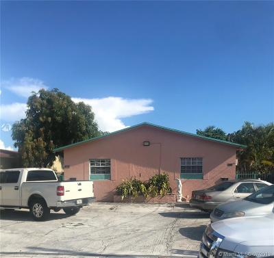 Biscayne Gardens, Biscayne Park, Briny Breezes, Cutler Bay, Doral, Eastern Shores, Hialeah, Hialeah Gardens, Miami, North Miami, North Miami Beach, Sweetwater, Unincorporated Dade County, West Miami Multi Family Home For Sale: 3182 SW 23rd Ter