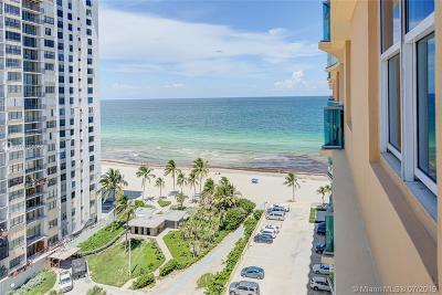 Hollywood Condo For Sale: 2501 S Ocean Dr #1439