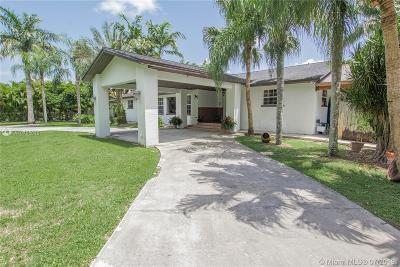 Single Family Home For Sale: 20830 SW 240th St