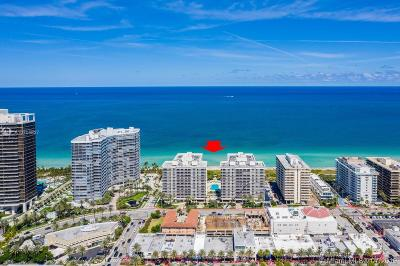 Surfside Condo For Sale: 9559 Collins Ave #S8-C
