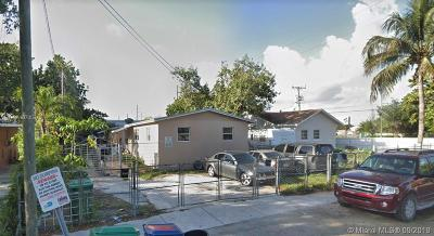 Miami Multi Family Home For Sale: 790 NW 80th St