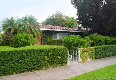 Coral Gables Rental For Rent: 60 Sevilla Ave #60