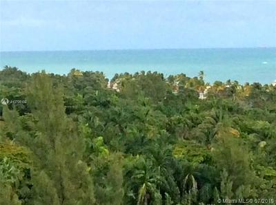 Key Biscayne Rental For Rent: 155 Ocean Lane Dr #1004