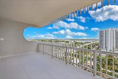 Bal Harbour Condo For Sale: 10205 Collins Ave #802