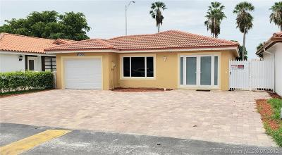 Miami Single Family Home For Sale: 1210 SW 136th Pl