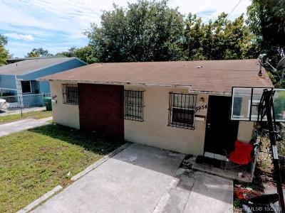 Biscayne Gardens, Biscayne Park, Briny Breezes, Cutler Bay, Doral, Eastern Shores, Hialeah, Hialeah Gardens, Miami, North Miami, North Miami Beach, Sweetwater, Unincorporated Dade County, West Miami Multi Family Home For Sale: 5936 NW 1 Ave