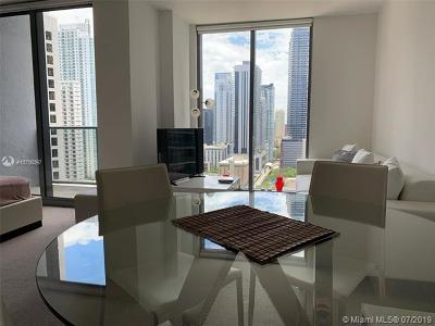 Brickell Height, Brickell Heights, Brickell Heights 2, Brickell Heights Condo W, Brickell Heights East, Brickell Heights East Con, Brickell Heights East Cond, Brickell Heights East Towe, Brickell Heights West, Brickell Heights West Con, Brickell Heights West Cond Rental For Rent: 31 SE 6th St #2705