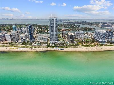 Miami Beach Condo For Sale: 6365 Collins Ave #1711
