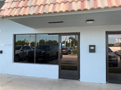 Miramar Commercial For Sale: 3056 S State Road 7 #1JA