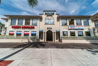 Hialeah Commercial For Sale: 600 Palm Ave