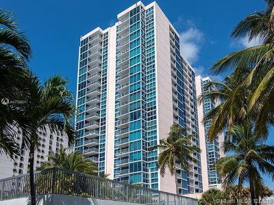 Mirasol, Mirasol Ocean Tower, Mirasol Ocean Towers, Mirasol Ocean Towers Cond Condo For Sale: 2655 Collins Ave #1412