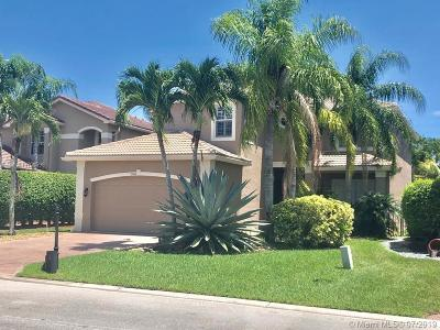 Delray Beach Single Family Home For Sale: 15844 Corintha Ter