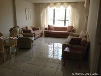 Miami Beach Condo For Sale: 4101 Pine Tree Dr #602