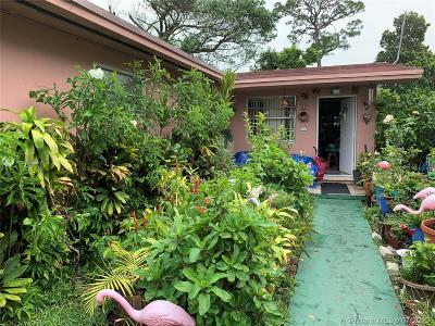 Biscayne Gardens, Biscayne Park, Briny Breezes, Cutler Bay, Doral, Eastern Shores, Hialeah, Hialeah Gardens, Miami, North Miami, North Miami Beach, Sweetwater, Unincorporated Dade County, West Miami Multi Family Home For Sale: 2751 NW 31st St