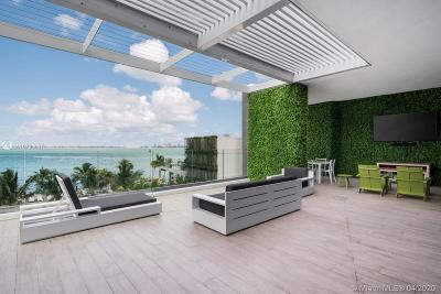 Miami Condo For Sale: 650 NE 32nd St #BH8