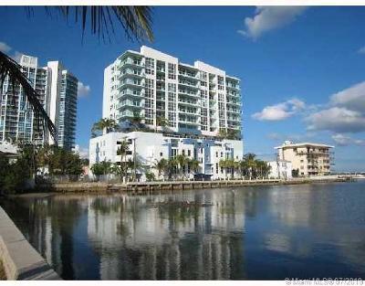 Moon Bay, Moon Bay Of Miami Condo, Moonbay, Moonbay Condo, Moon Bay Of Miami Condo For Sale: 520 NE 29th St #801