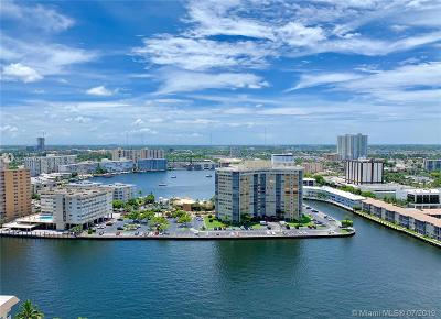 Hallandale Condo For Sale: 100 Golden Isles Dr #213