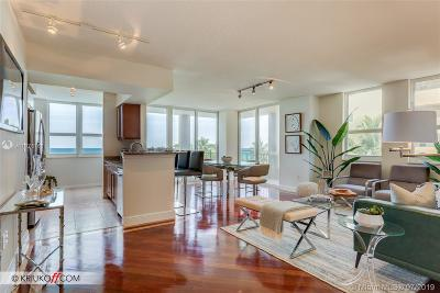 Hallandale Condo For Sale: 2080 S Ocean Drive #311