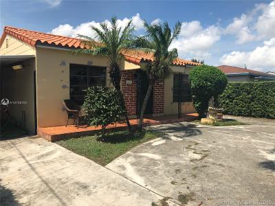 Miami Single Family Home For Sale: 3691 NW 14th Ter
