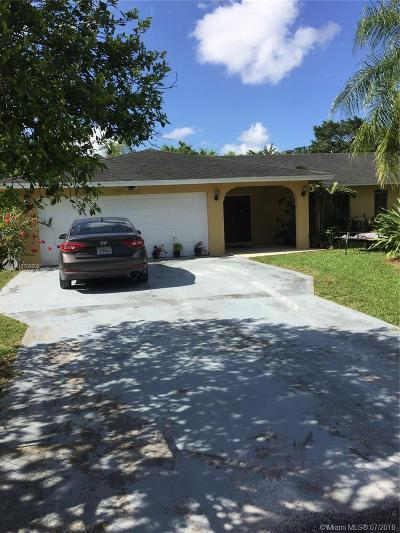 Loxahatchee Single Family Home For Sale: 16433 E Glasgow Dr