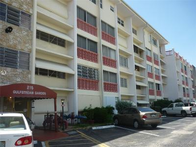 Hallandale Condo For Sale: 215 SE 3rd Ave #406C