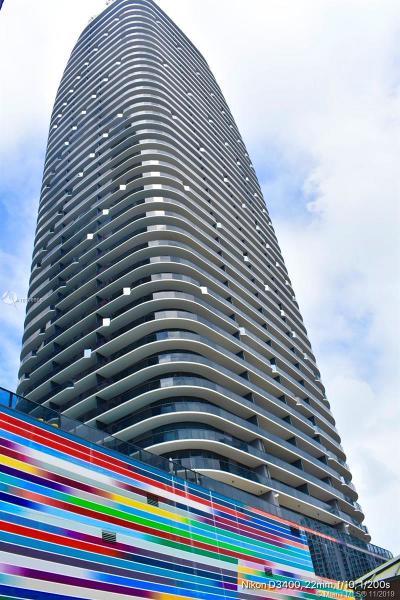 Miami Condo For Sale: 45 SW 9th St #2001
