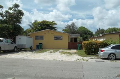 Biscayne Gardens, Biscayne Park, Briny Breezes, Cutler Bay, Doral, Eastern Shores, Hialeah, Hialeah Gardens, Miami, North Miami, North Miami Beach, Sweetwater, Unincorporated Dade County, West Miami Multi Family Home For Sale: 2986 NW 91st St