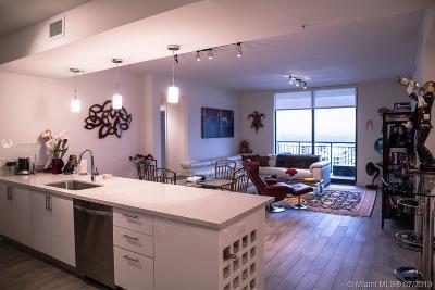 Miami Condo For Sale: 999 SW 1st Ave #3105